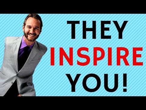 Get Inspired: The Best Motivational Speakers in the world!