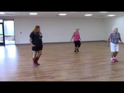 1 electric slide line dance
