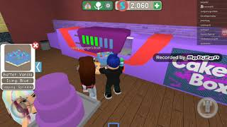 We bake pies in roblox