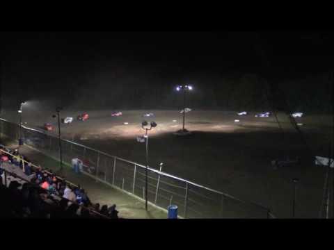 Butler Motor Speedway UMP Modified Feature 8/5/17