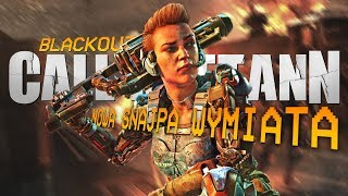 NOWA SNAJPA WYMIATA - Call of Duty Blackout (PL) #10 (BO4 Blackout Gameplay PL)
