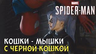 КОШКИ МЫШКИ \ DLC Ограбление \ Spider man PS4 \ Человек паук ПС4 #2