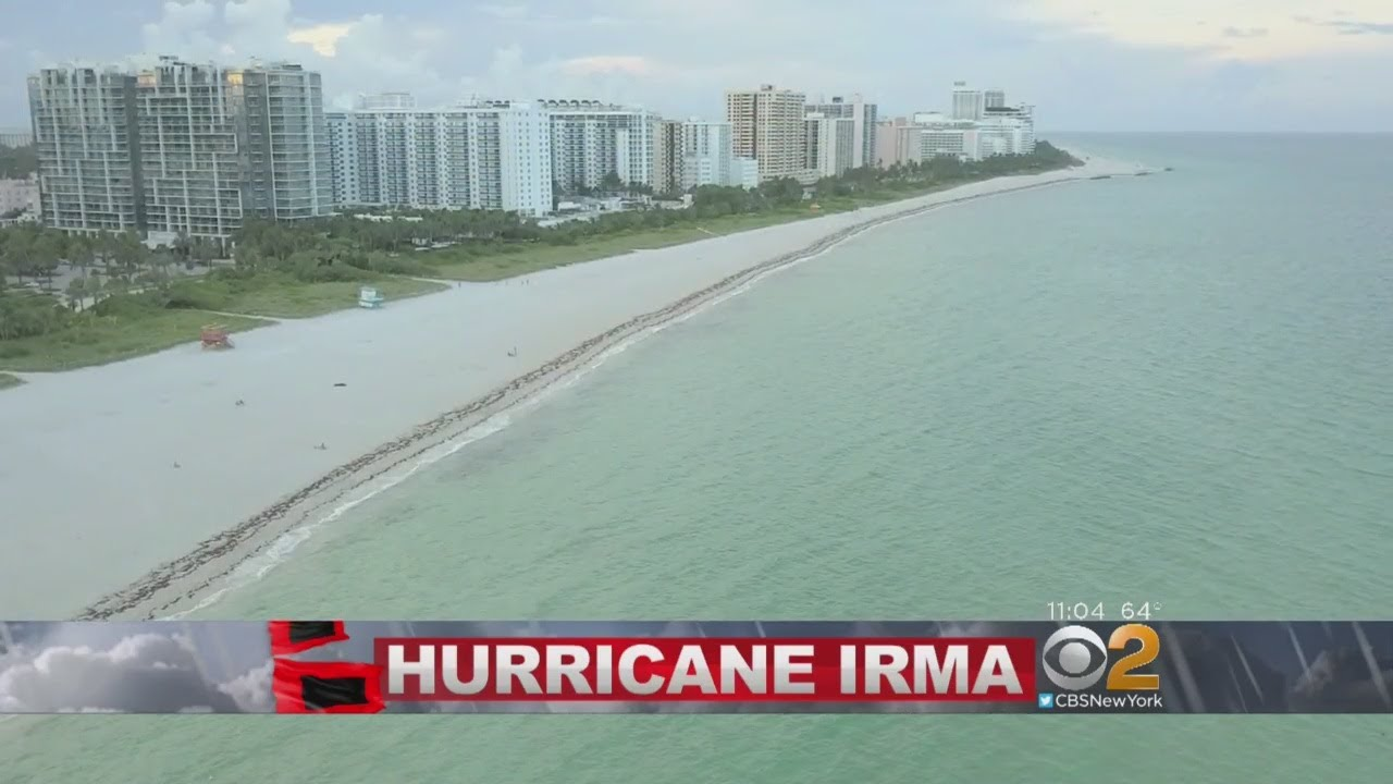 Miami Beach Deserted Hours Before Irma Strikes - Youtube-9721