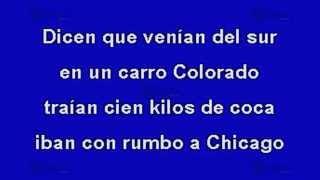 La Banda Del Carro Rojo - Multikaraoke ► Éxito De Los Tigres Del Norte