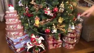 Алла Духова показала, как подготовила дом к Новому году