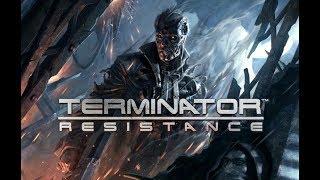 Прохождение игры Terminator: Resistance I Часть #1 I Пролог