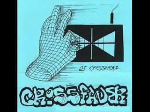 DJ CROSSFADER - MIX DOWN SESSION (SPRING 1994)