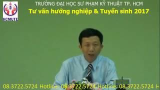 Tư vấn hướng nghiệp & Tuyển sinh 2017 | ĐH SPKT Tp.HCM (16/02/2017)