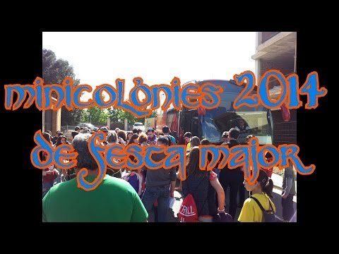 Minicolònies 2014 (Vallfogona)