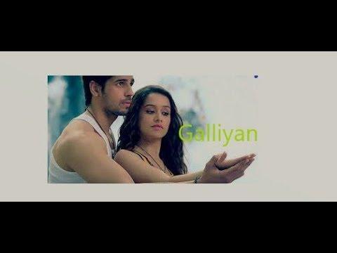 Galliyan slow version( Ek villain movie song)