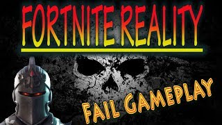 Fortnite Reality Fail Gameplay | 11 Kills | Fortnite Solo Xbox Gameplay with Commentary
