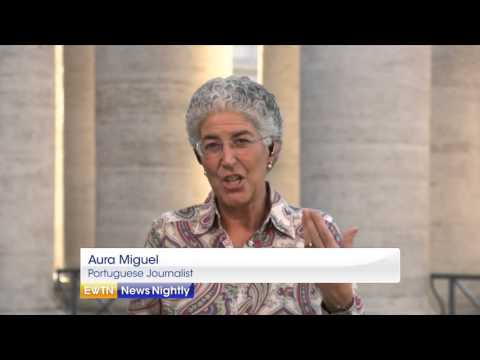 Woman Behind the New Pope Francis Interview
