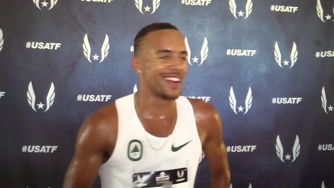 Jordan McNamara Speaks after Making 1500 Final at 2015 USAs - YouTube 3c9465ffc2e