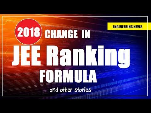 Change in JEE Ranking Formula!   Engineering News