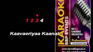 Nilaave Vaa HQ Tamil Video Karaoke (BBP Karaoke)