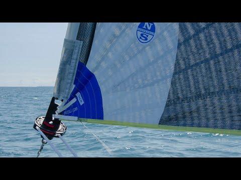 Harken Reflex Furler For Cable-Free Code Sails
