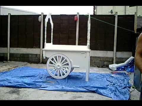 Build A Candy Cart