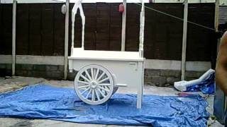Build A Candy Cart
