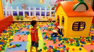 Bangla Funny Baby Videos Vlog | Baby Toys Kids Zone | New Video 2018 | Toppa Torry Bangla Fun