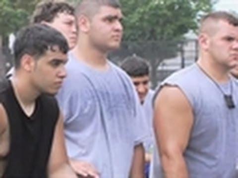 Football Practice During Ramadan   All-American Muslim