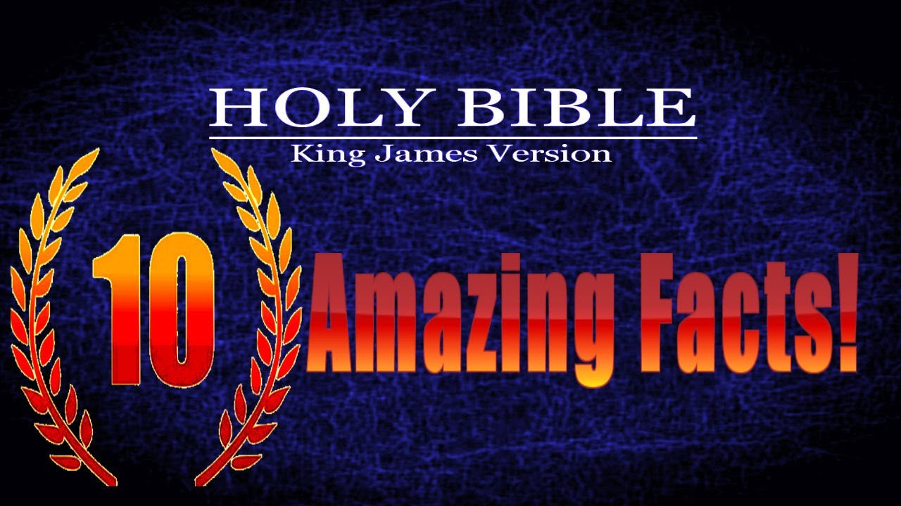 3 Divine Facts About The Holy Bible Original Work Steemit