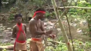 Tears Of The Girls In Amazon | Video of Uncontacted Amazon Tribes in Brazil