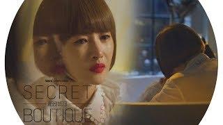 [오열 엔딩] 김선아, 고민시 모습에 떠오른 과거 《Secret Boutique》 시크릿 부티크 EP7