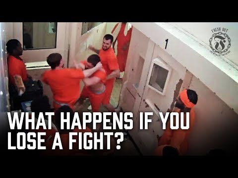 What Happens If You Lose A Fight In Prison? - Prison Talk 11.9