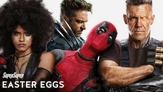 Deadpool 2: Every Hidden Detail & Secret You Missed   Explained in Hindi