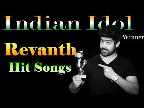 Indian Idol Winner Revanth Hit Songs | Volga Videos | 2017