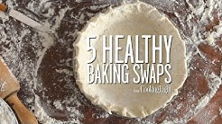 5 Healthy Baking Swaps | Healthy Eating | Cooking Light