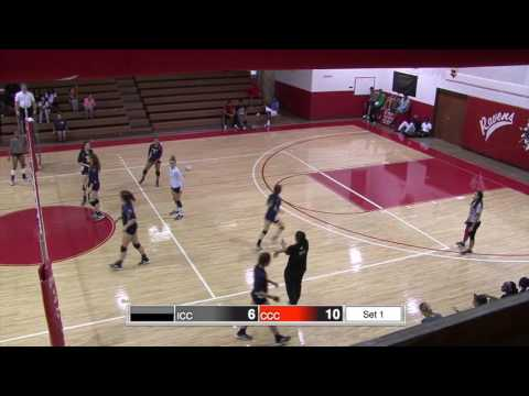 Volleyball vs. Independence Community College