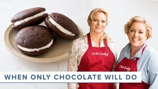 How to Make Homemade Whoopie Pies and Mississippi Mud Pie