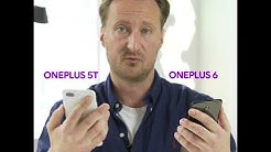 Telia præsenterer den nye OnePlus 6