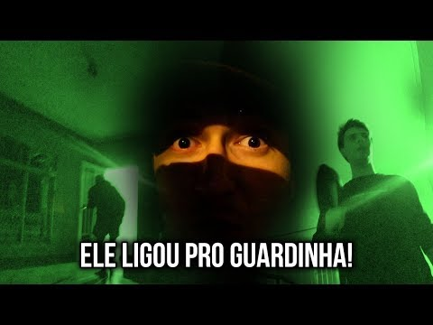 INVADI A CASA DELE NA MADRUGADA! (TROLLAGEM DE TERROR)