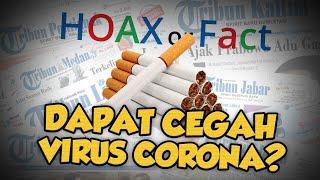 Hoax Or Fact: Merokok Dapat Cegah Virus Corona?