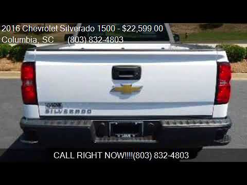 2016 Chevrolet Silverado 1500  for sale in Columbia, SC 2921