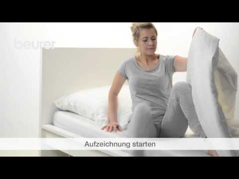 Quick Start Video zum SE 80 SleepExpert von Beurer.