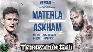 KSW 49 - Typowanie Gali !