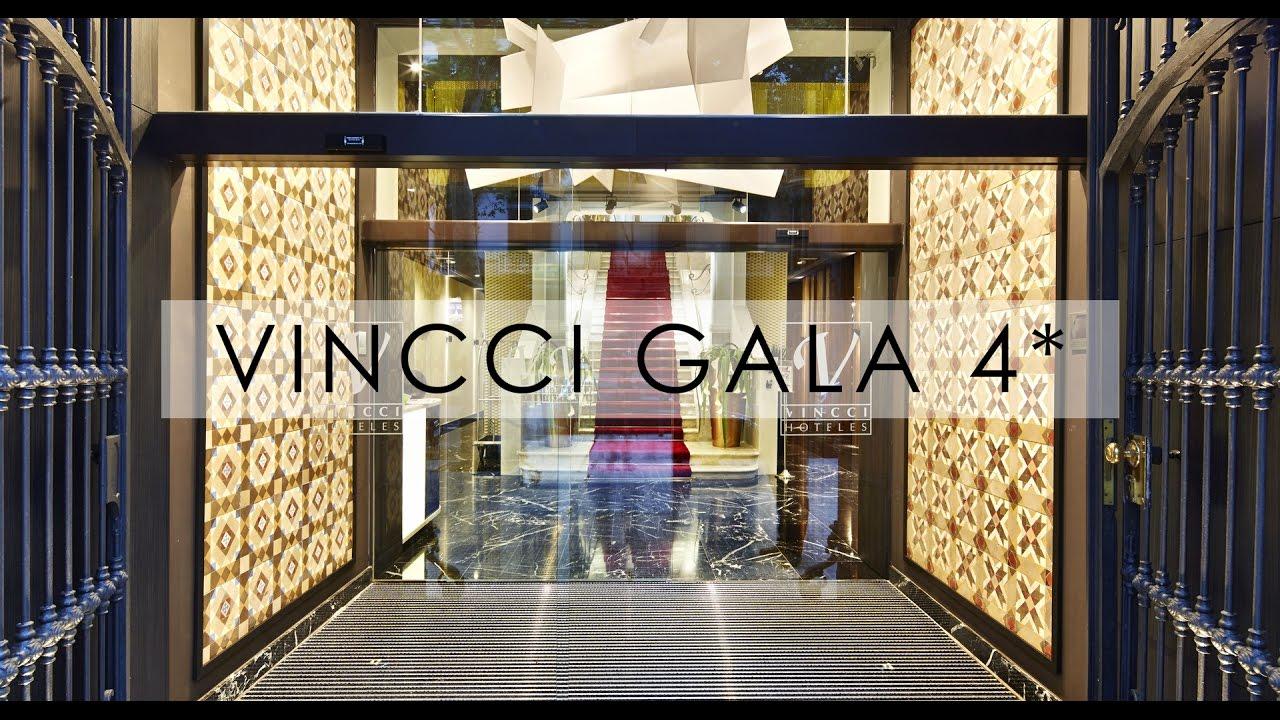 Hotel vincci gala 4 en barcelona vincci hoteles youtube - Hotel vincci barcelona ...