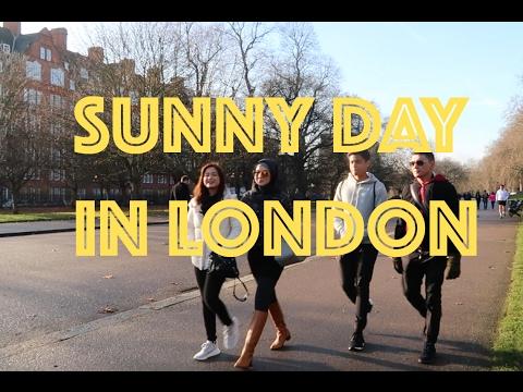 Caca Zeta #VLOG5 - Sunny Day In London