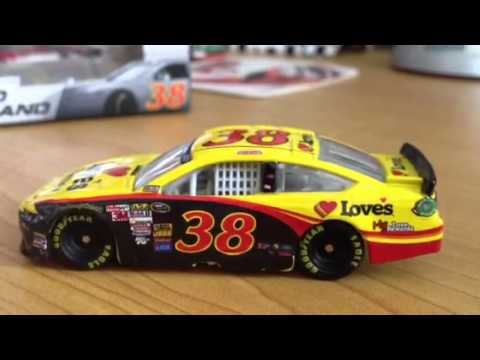 2013 David Gilliland's loves review