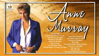 Anne Murray Greatest Hits - Best Songs of Anne Murray Playlist - Classic Country Songs of all time