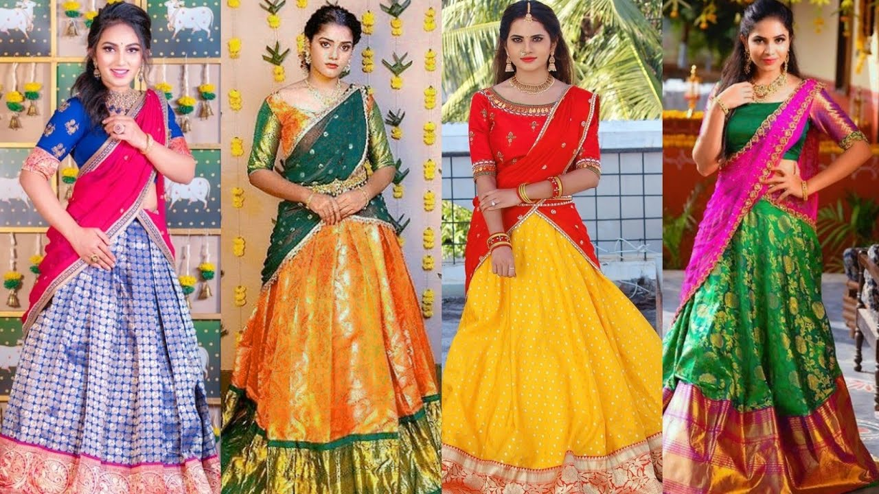 Actresses Beautiful Butta Bomma Traditional Pics | Tv Serial Actorsses In Traditional Photoshoot