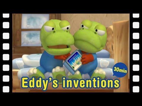 [Pororo Mini Movie] Ep13 Eddy's Invention | Kids movie | Ani