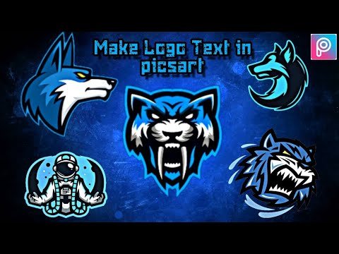 How to make HD Logo for profile| Professional Logo Design,how to make logo in picsart