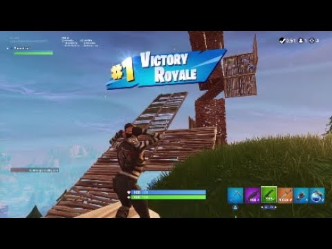 New Victory Royale! New Sound and New Season Glider