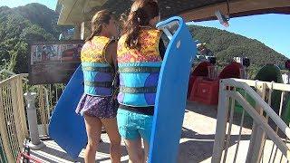 Cairo Racing Water Slide at Ocean World
