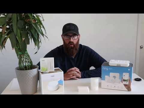 Ring vs Nest Security System