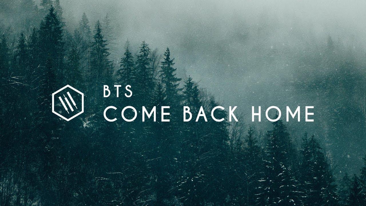 방탄소년단 bts come back home 컴백홈 piano cover youtube